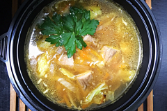 """Острый суп """"Кимчи"""""""